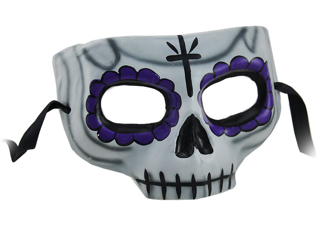 lower half face mask purple - Google Search