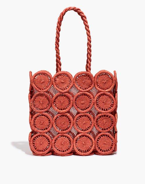 The Straw Catania Tote Bag