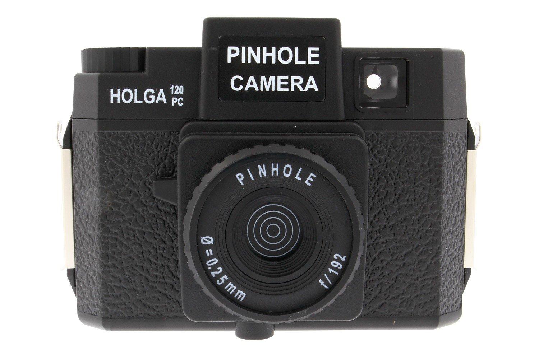 black holga camera