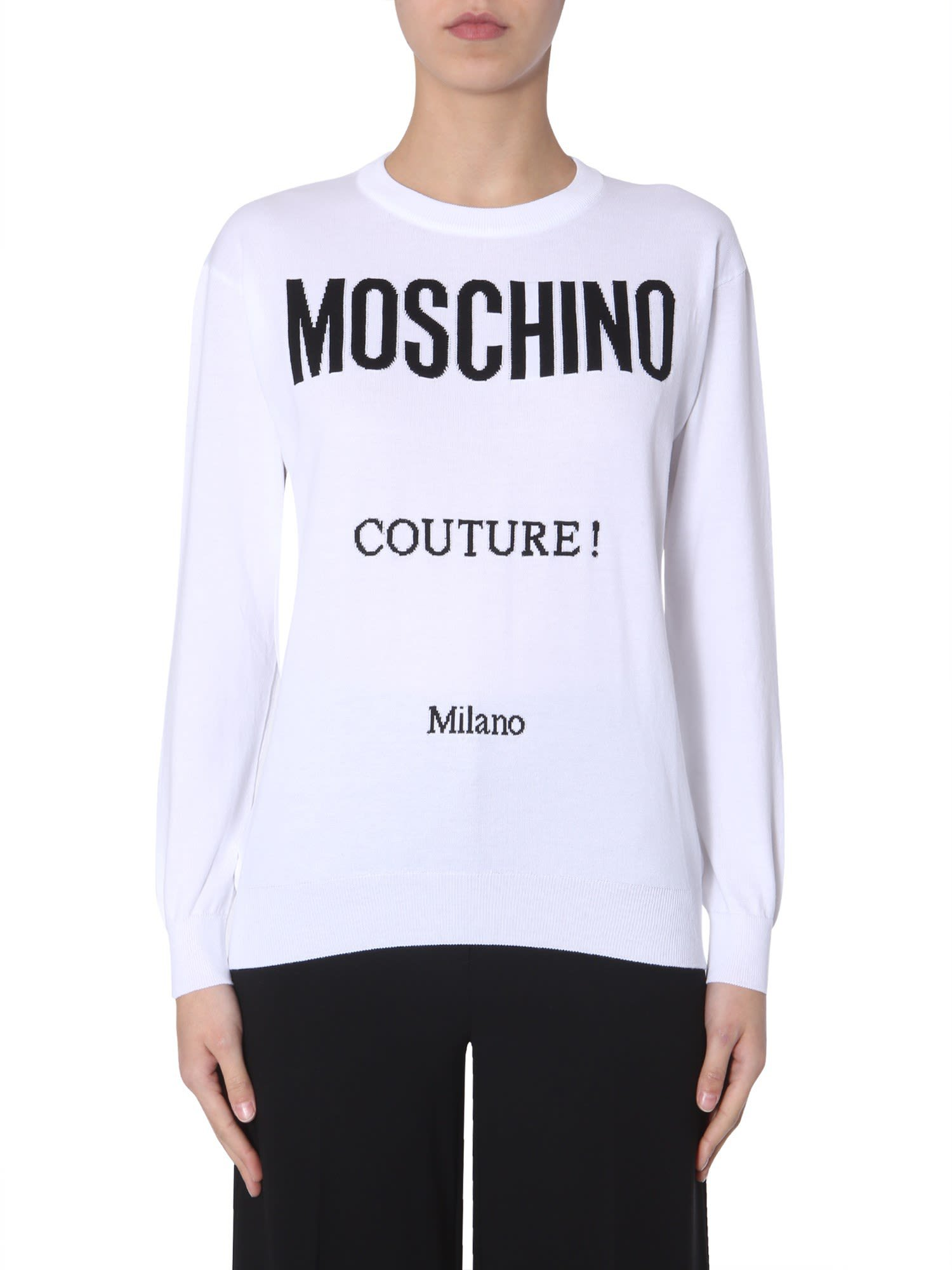 Moschino Cotton Sweater