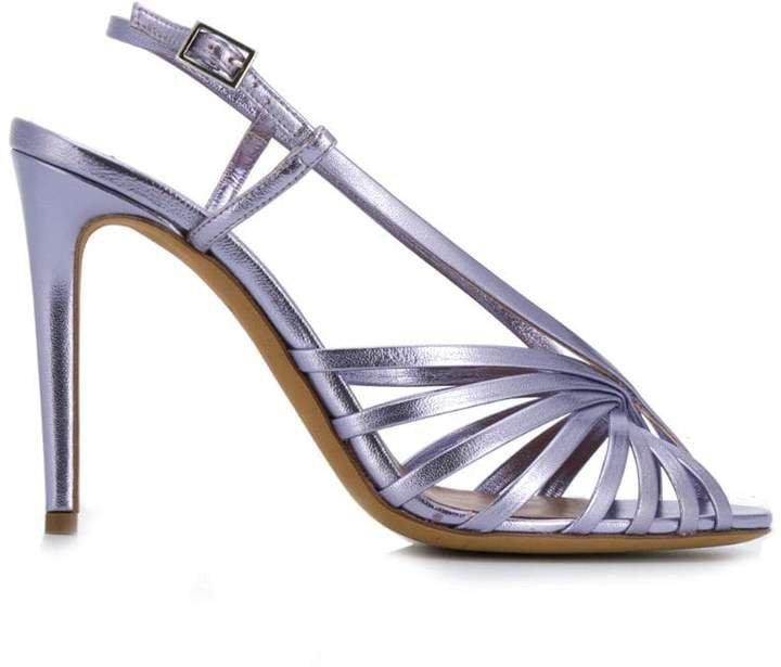 Jazz high heel sandals