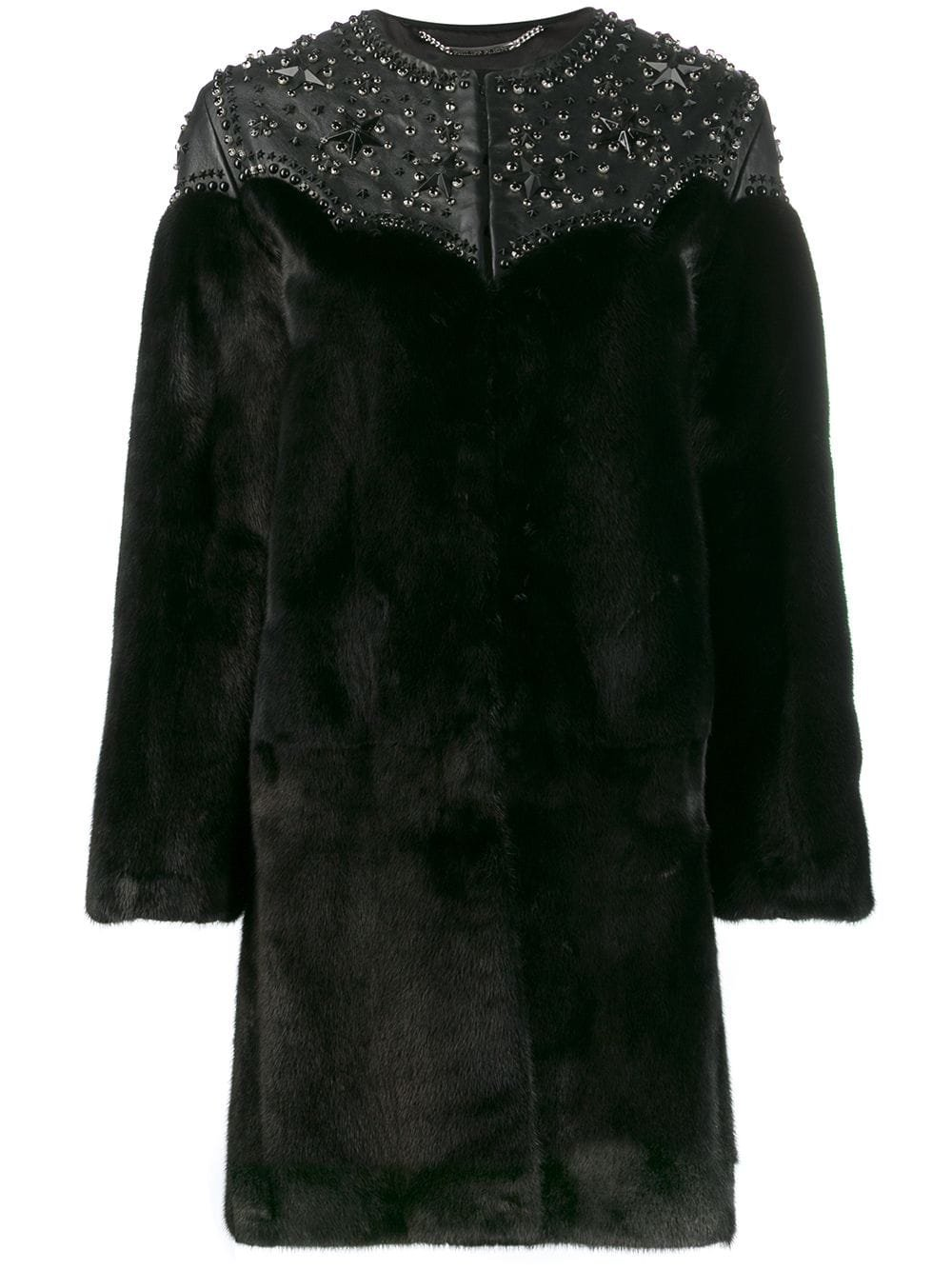 Philipp Plein Cowboy Coat