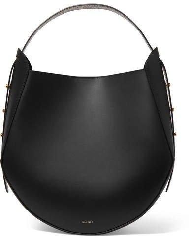Wandler - Corsa Leather Tote - Black