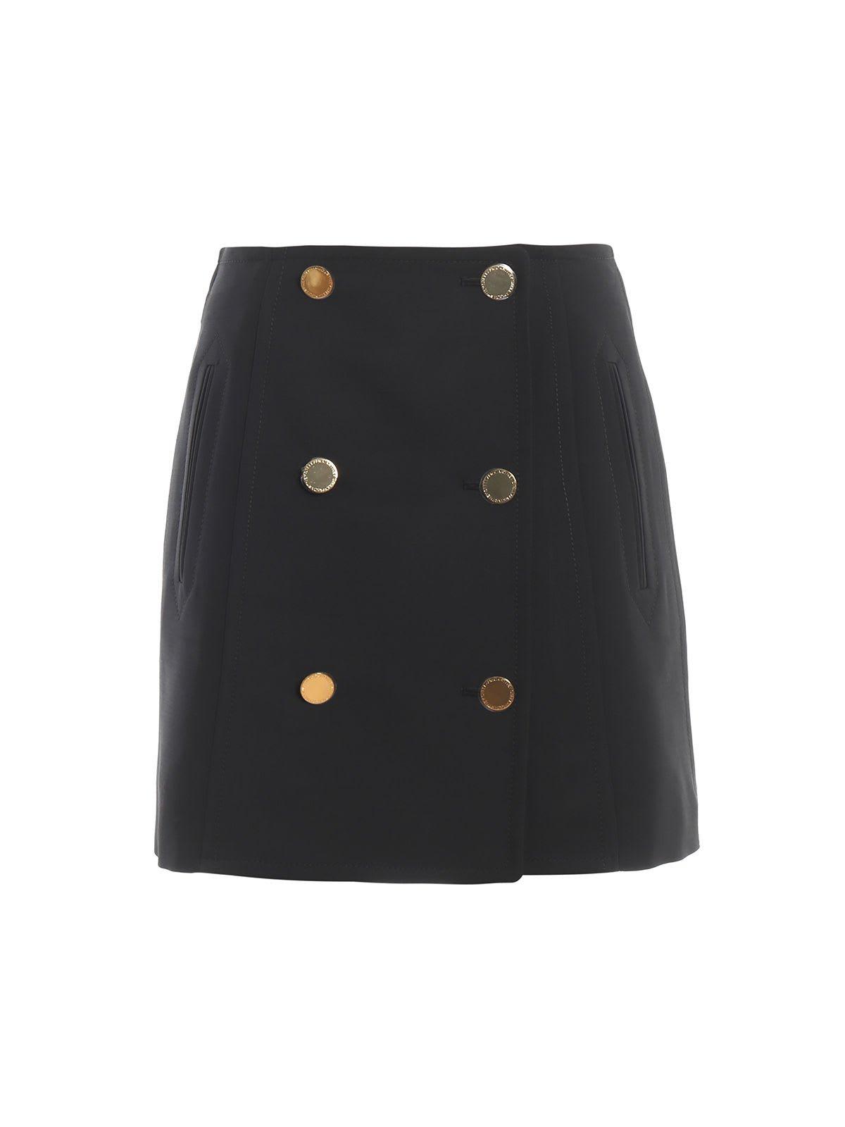 Stella McCartney Mikado Skirt