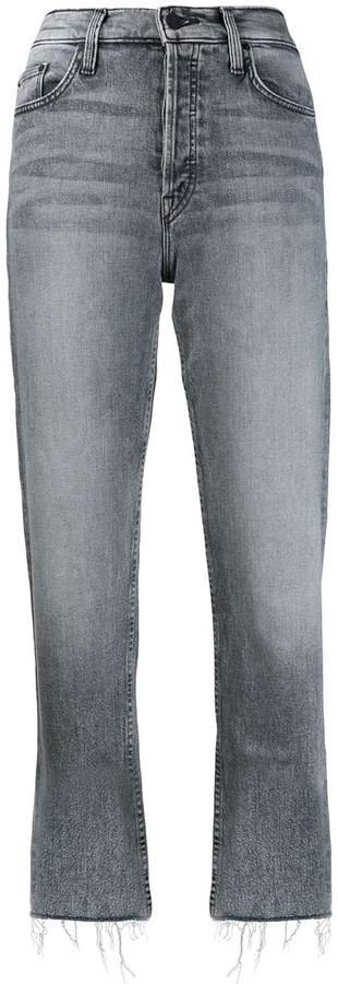 Tomcat high-rise straight jeans