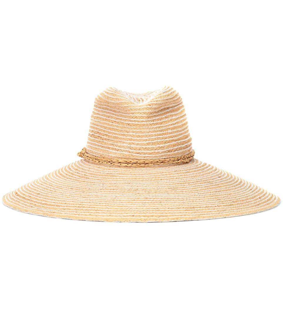Jolly Rancher Raffia Hat - Lola Hats | mytheresa