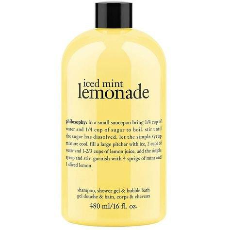 lemonade bubble bath (philosophy)