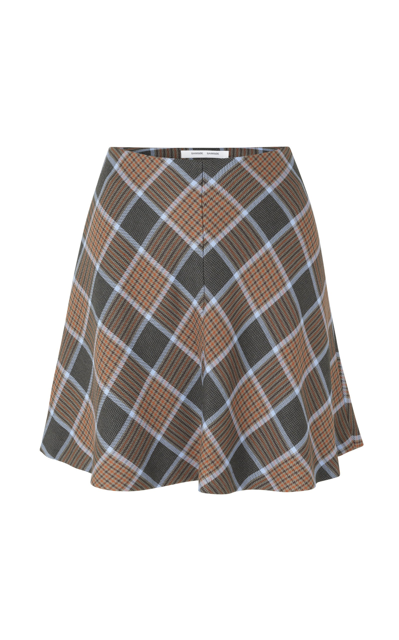 Samsøe Samsøe Kora Plaid Skirt Size: XS