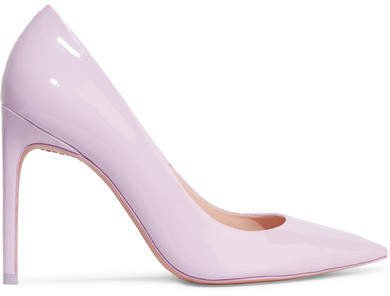 Rio Patent-leather Pumps - Pink