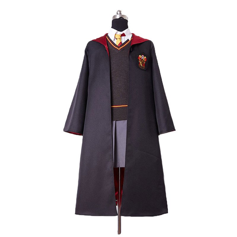 Gryffindor Uniform Hermione Granger Cosplay Costume Adult Version Halloween Party New Gift on Aliexpress.com   Alibaba Group