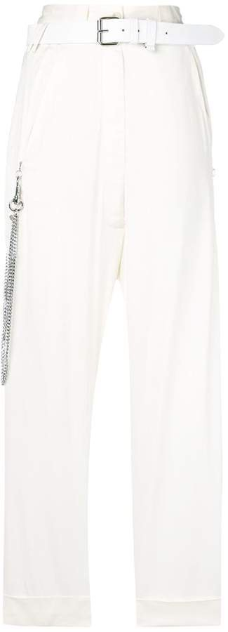 Alyx belted chain trousers