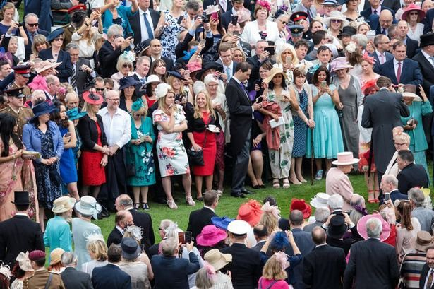 One must know what actually happens at The Queen's Garden Parties - Cambridgeshire Live