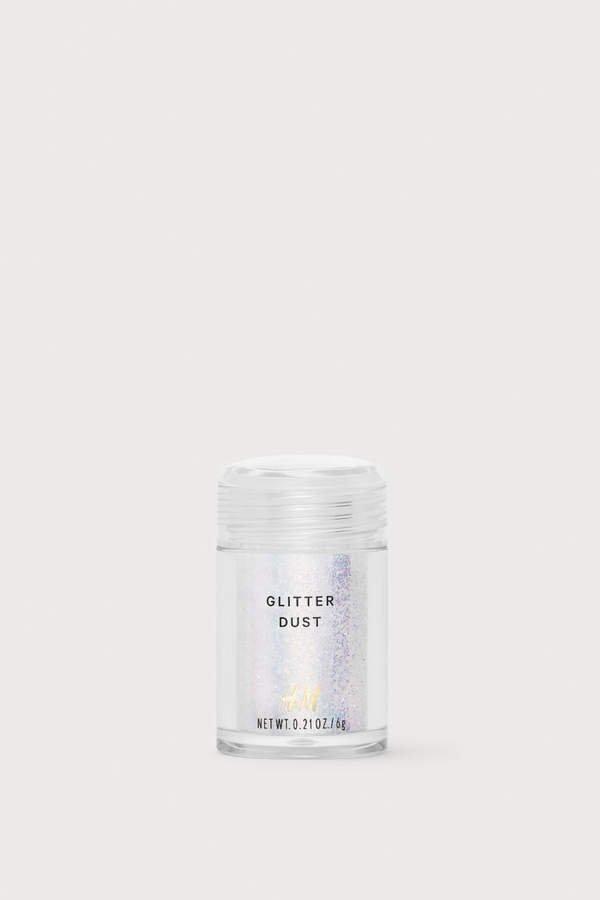 Loose Glitter - White