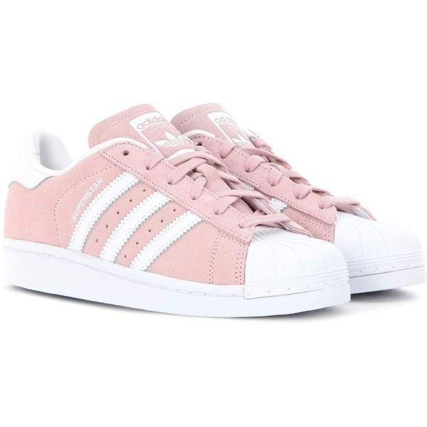 pastel pink adidas