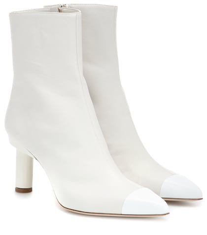 Grant leather ankle boots
