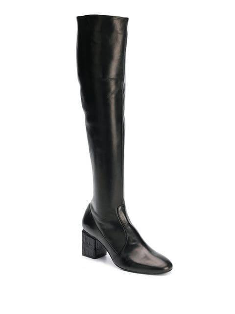Ermanno Scervino knee-length boots