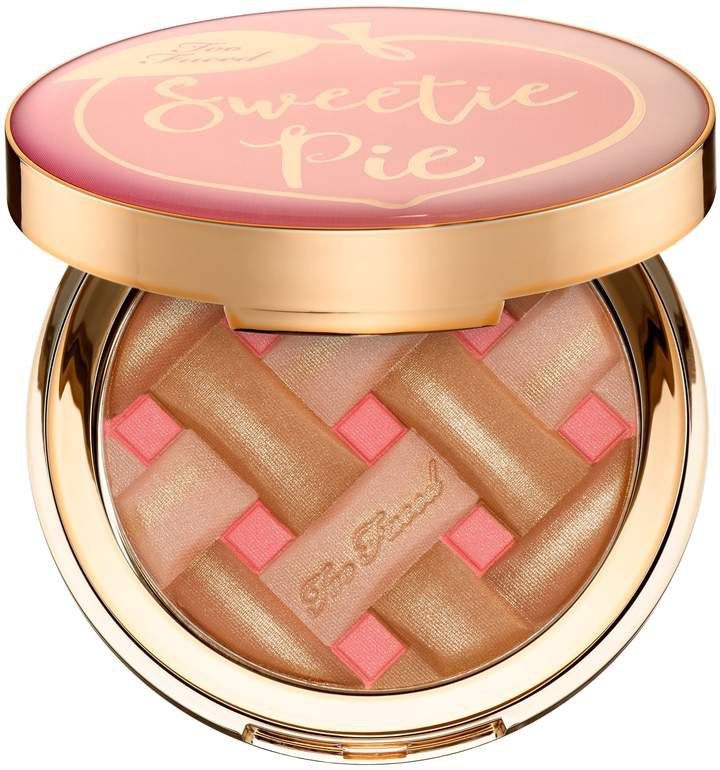 Sweetie Pie Radiant Matte Bronzer Peaches and Cream Collection