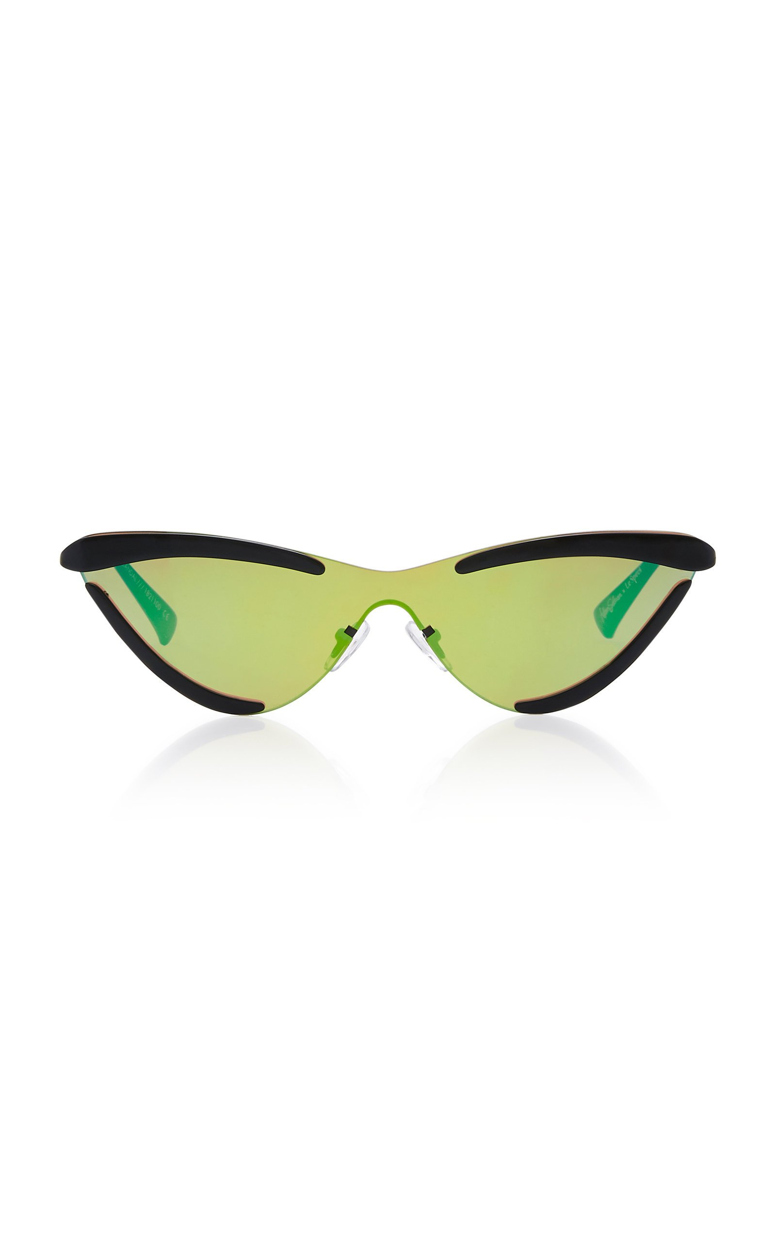 The Scandal Cat-Eye Sunglasses by Adam Selman X Le Specs | Moda Operandi
