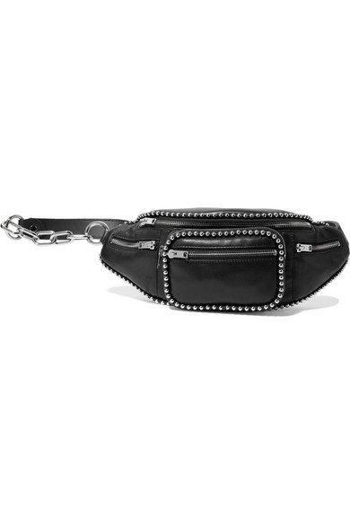 Alexander Wang   Attica studded leather belt bag   NET-A-PORTER.COM