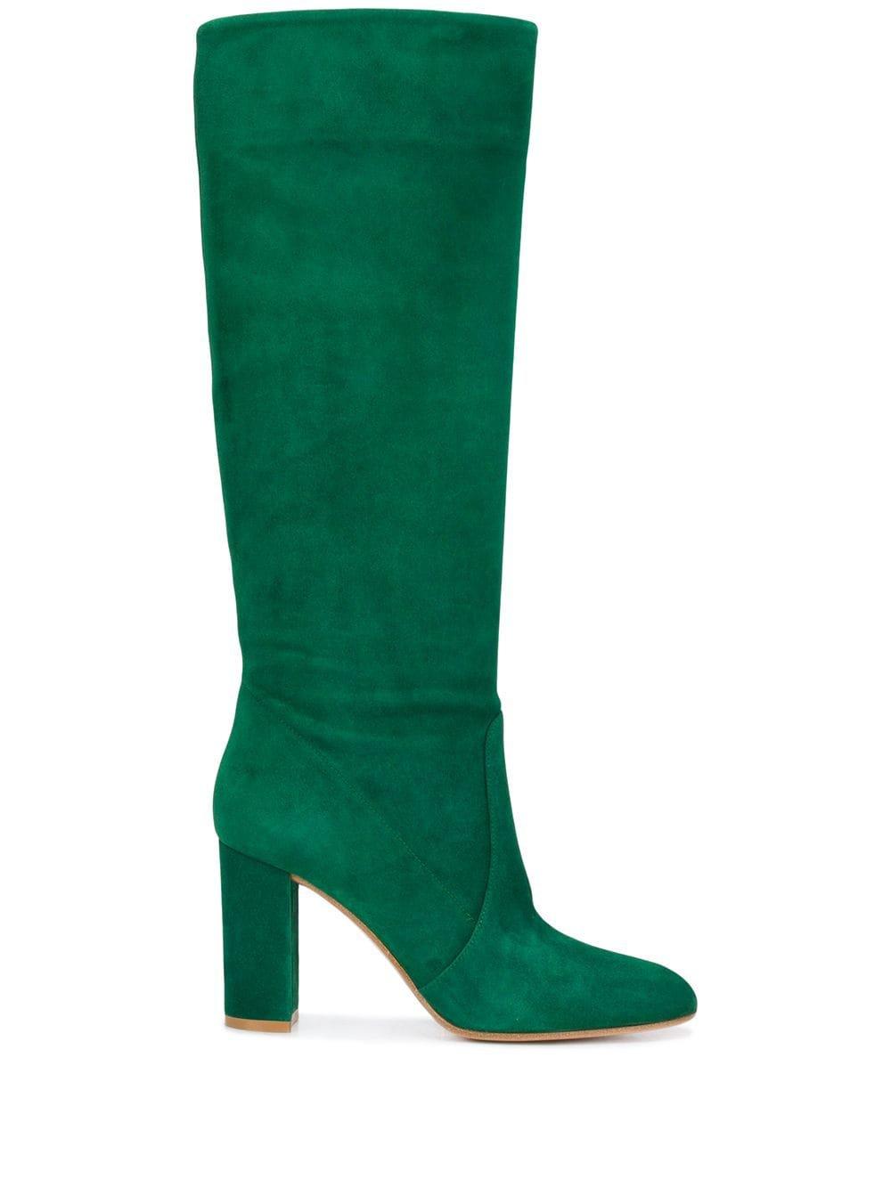 Gianvito Rossi Knee-Length Boots | Farfetch.com