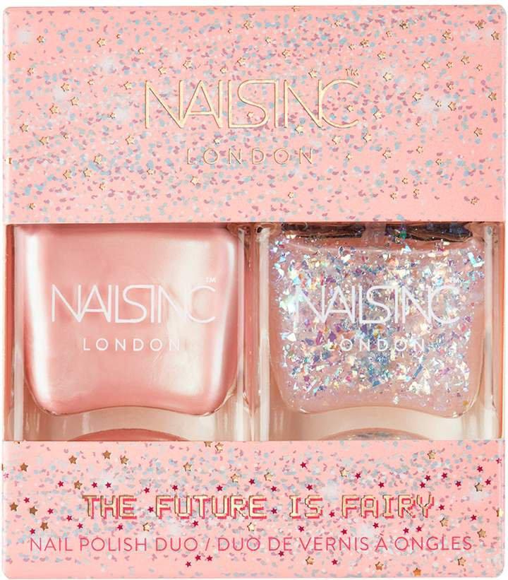 The Future Is Fairy Nail Polish Duo