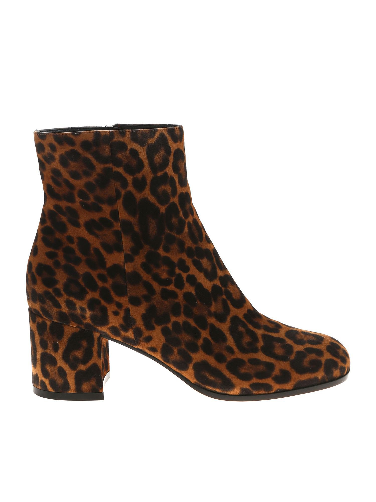 Gianvito Rossi Margaux Mid Boots