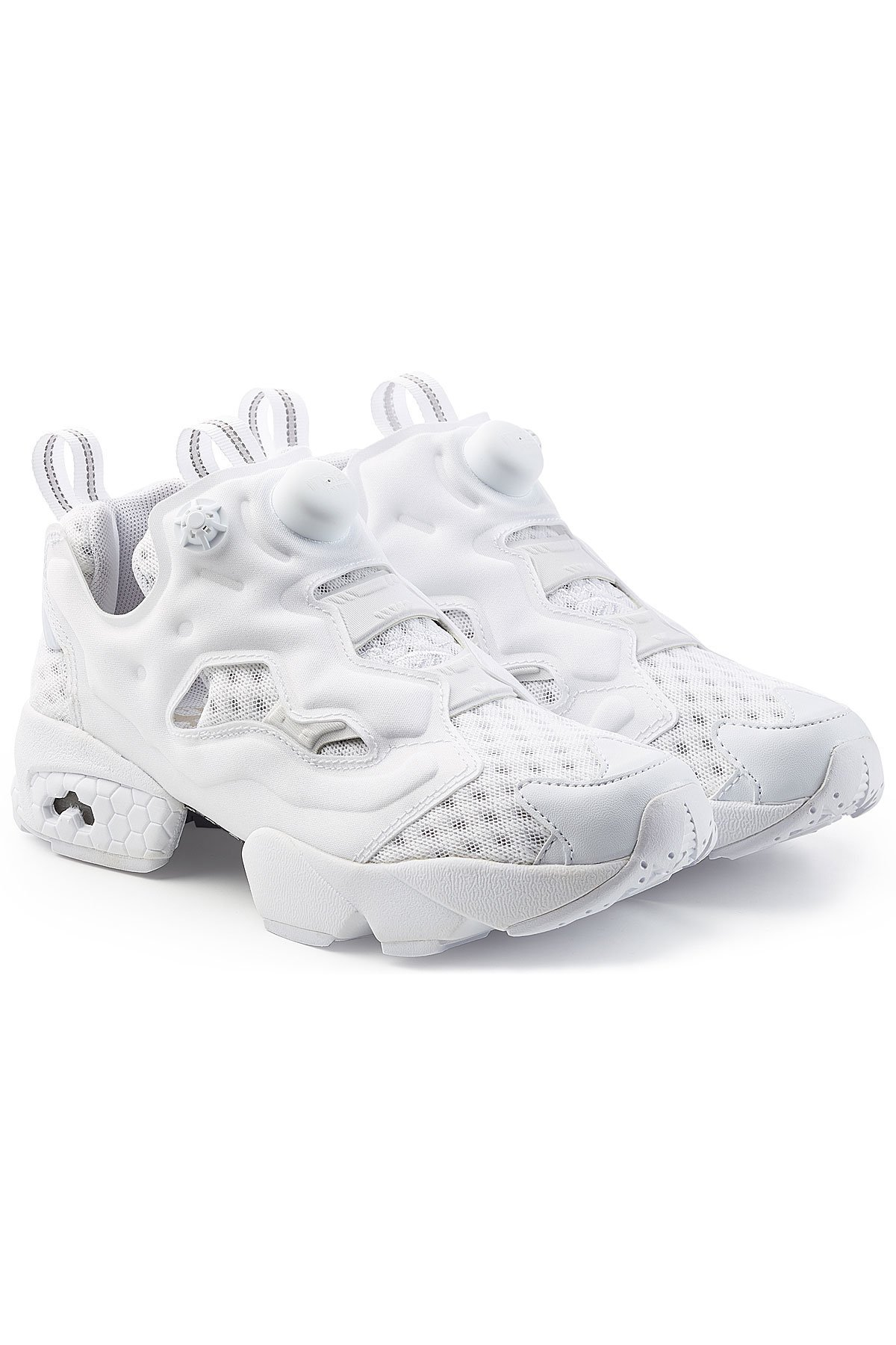 InstaPump Fury Sneakers with Leather Gr. US 8.5