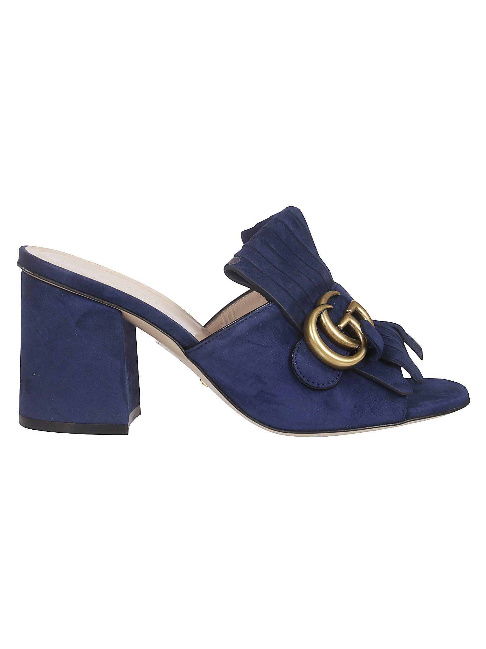 Gucci Double G Sandals
