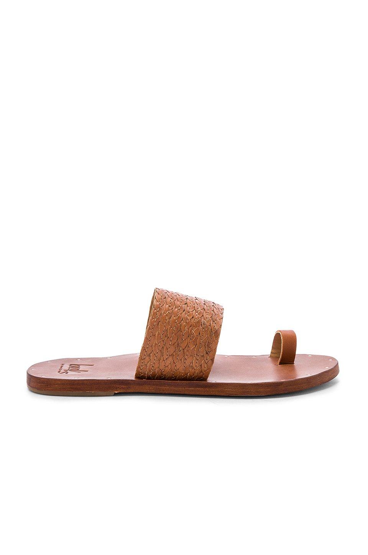 Dove Braid Sandal