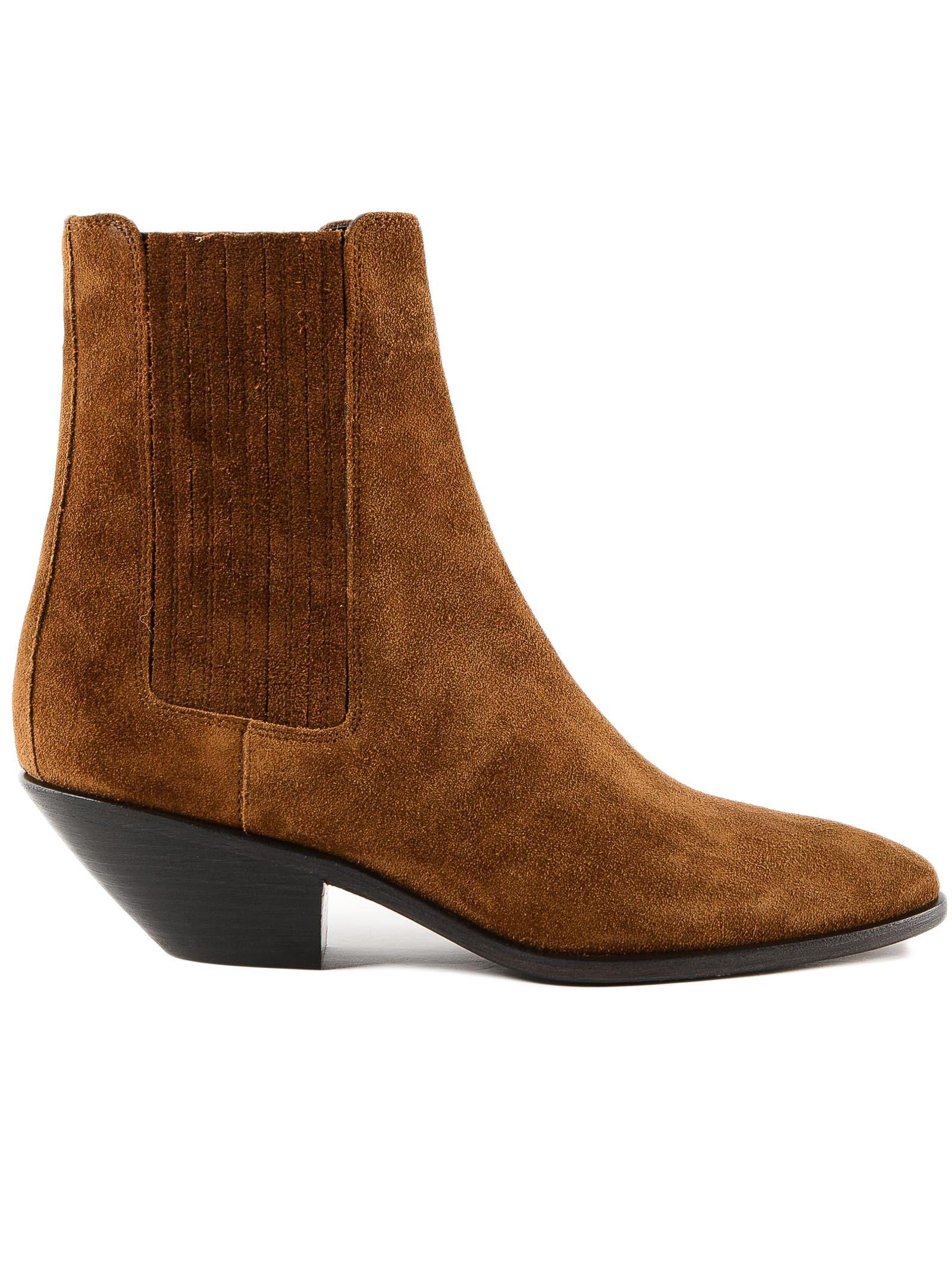 Saint Laurent West Chelsea Boots