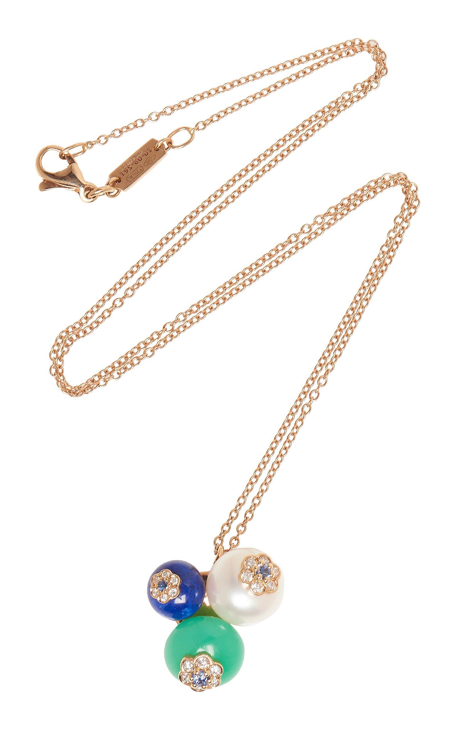David Morris Forest Berry Necklaces