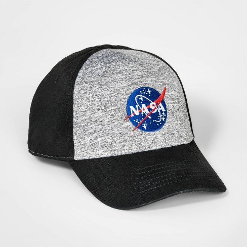 Boys' NASA Baseball Hat - Gray : Target