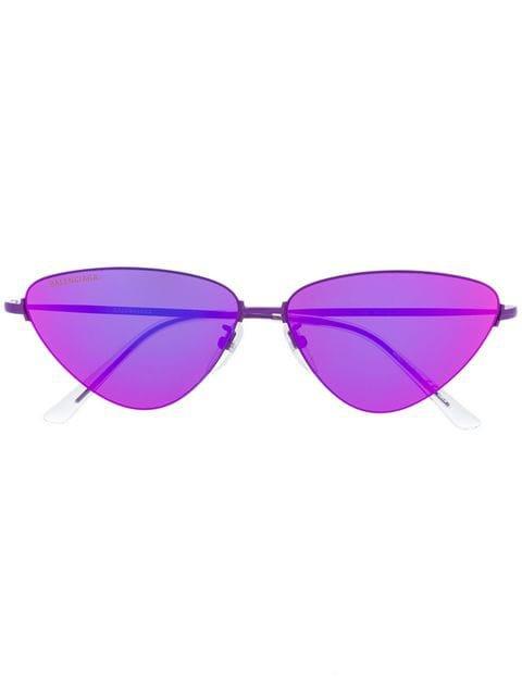 Balenciaga Eyewear Cat Eye Sunglasses