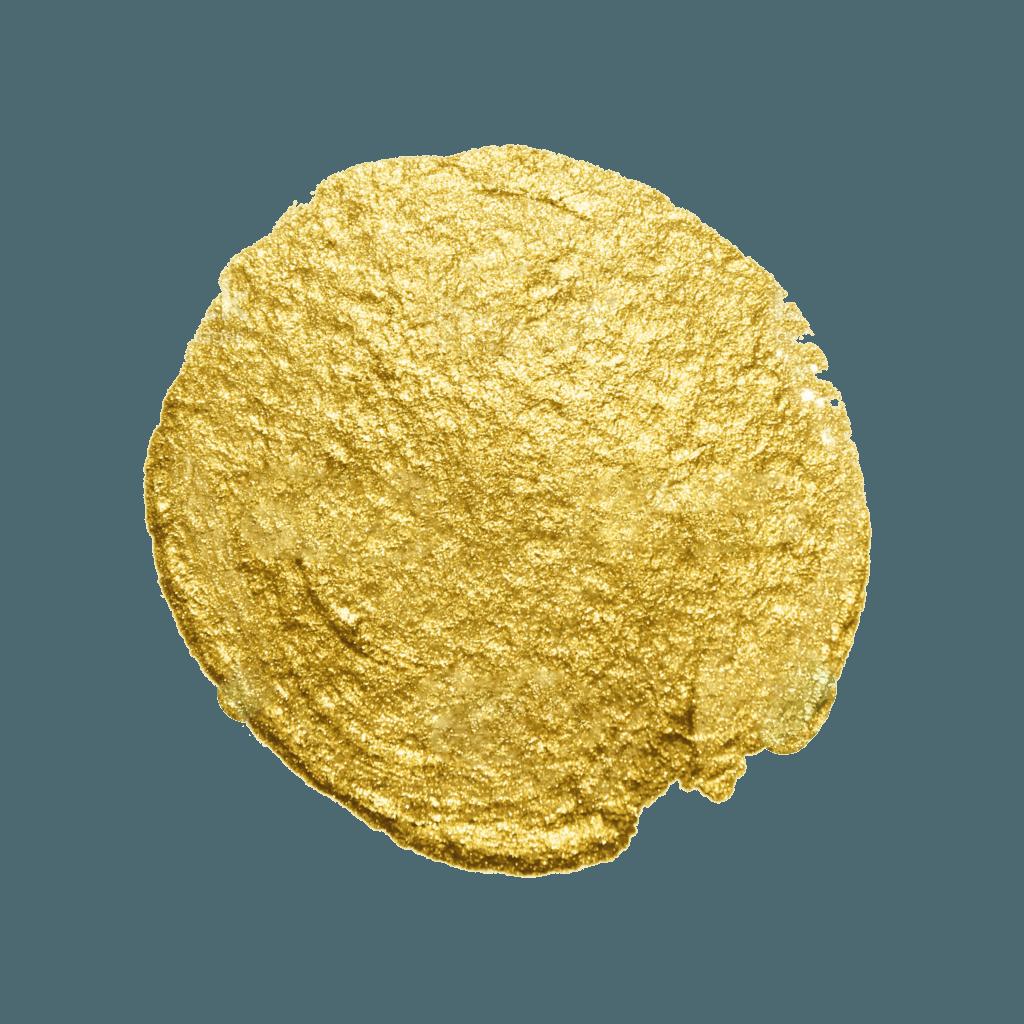 gold paint