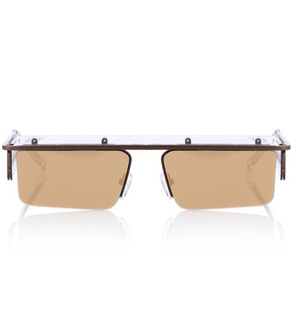 X Adam Selman The Flex sunglasses