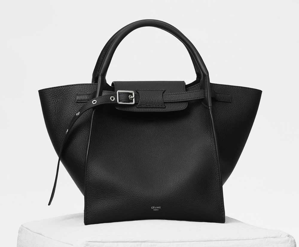 Check Out 79 of Céline's Spring 2018 Bags and Prices, Now Available In Stores - PurseBlog