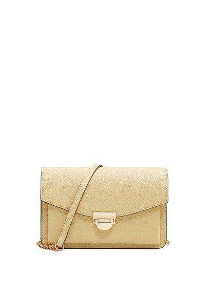 MANGO Flap bag