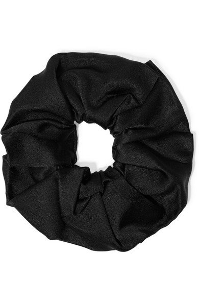 Jennifer Behr | Silk-satin hair tie | NET-A-PORTER.COM