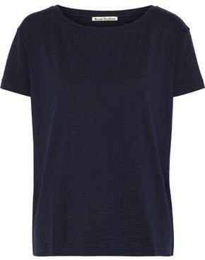 Eldora Cotton-jersey T-shirt