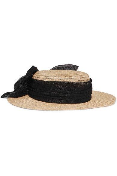 Eugenia Kim | Brigitte hemp-blend hat | NET-A-PORTER.COM