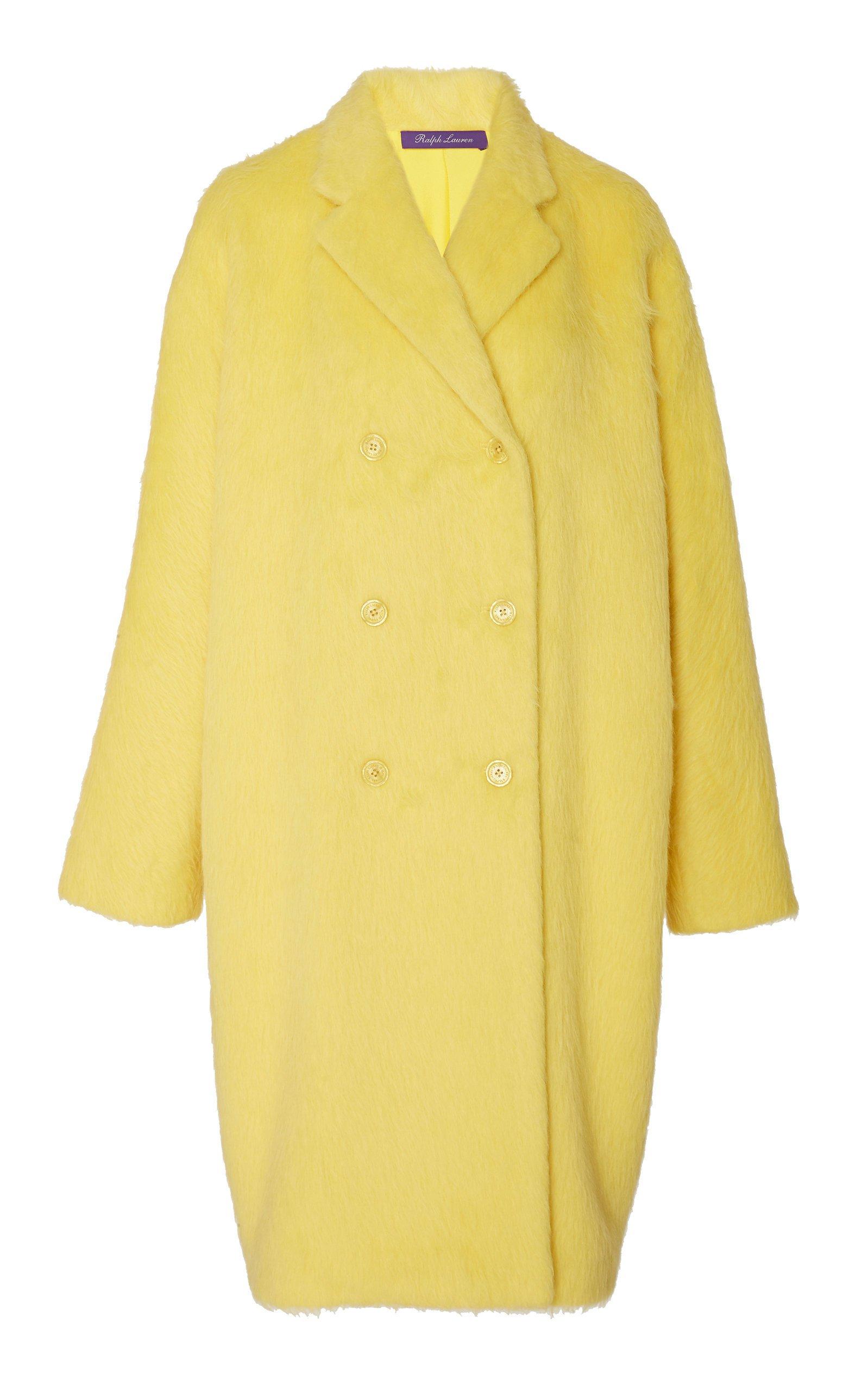 Ralph Lauren Thomasina Alpaca Wool-Blend Coat