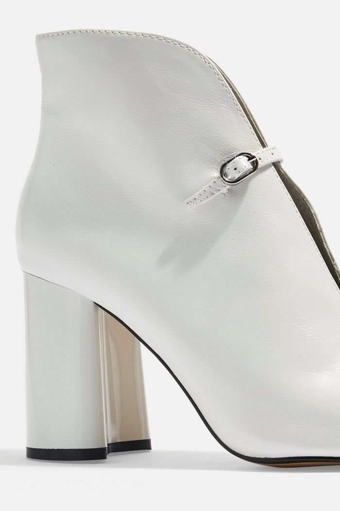HALO High Ankle Boots | Topshop