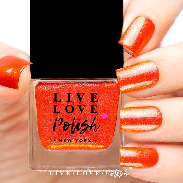 Live Love Polish Saffron (Marrakesh Collection)