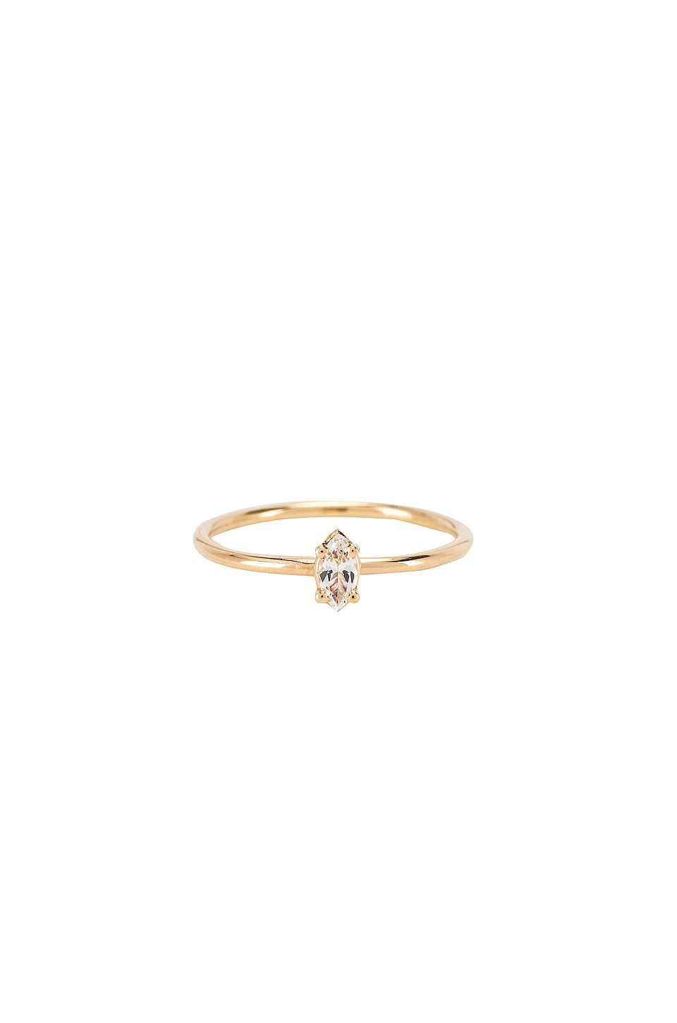 I Want You Marquise Ring