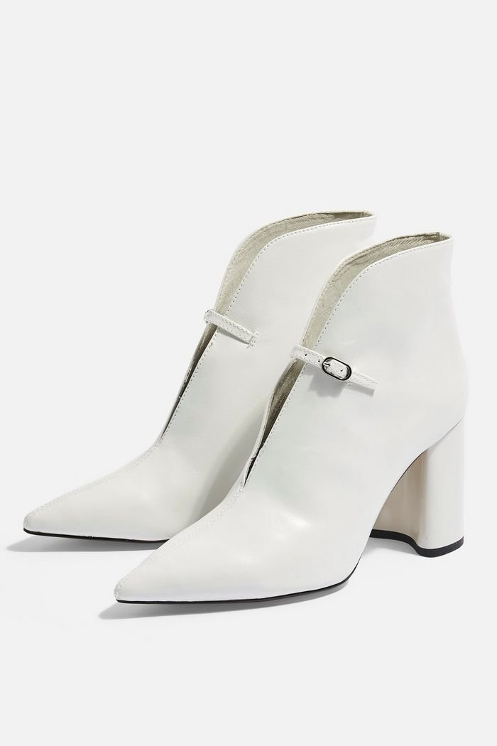 HALO High Ankle Boots   Topshop