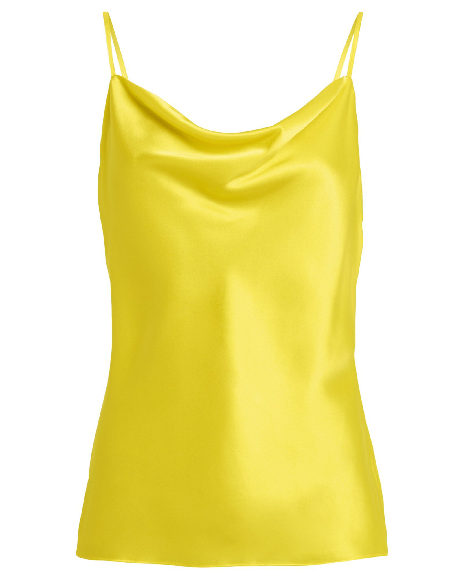 L'Agence | Kay Silk Cowl Neck Camisole