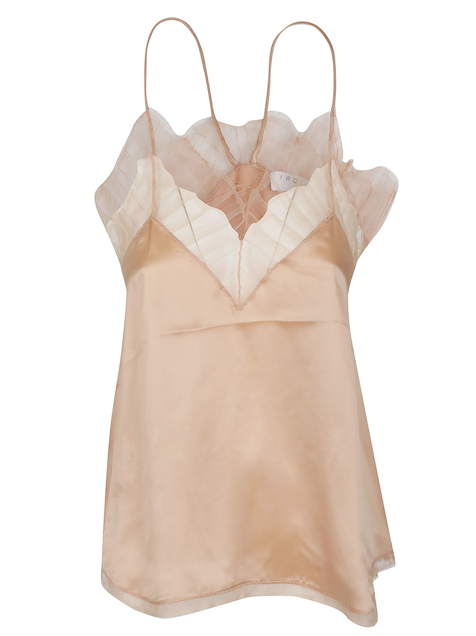 Iro Lace Camisole Top