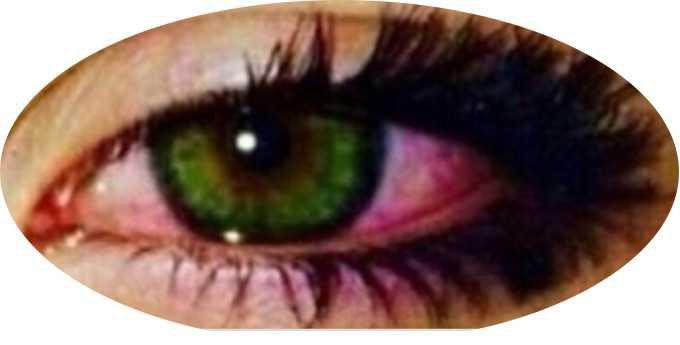 stoner girl eyes
