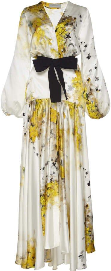 Silvia Tcherassi Felicity Silk Dress Size: S