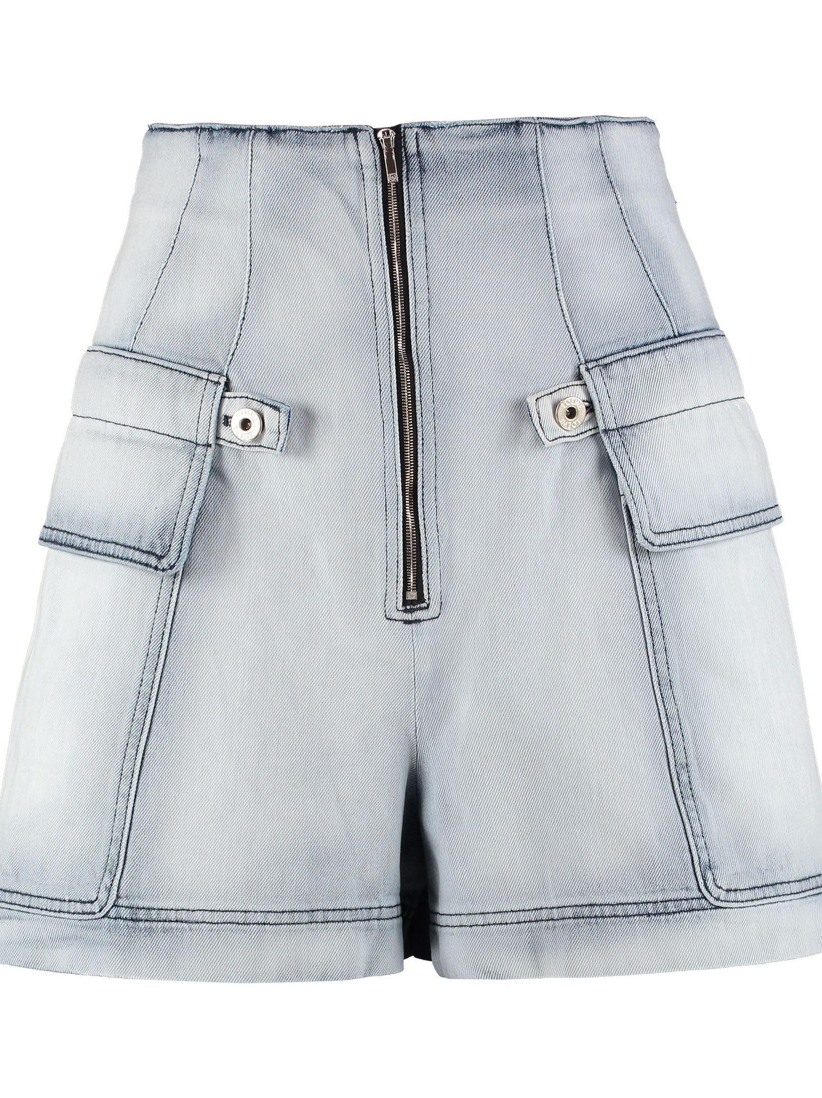 Loewe Denim Cargo-shorts